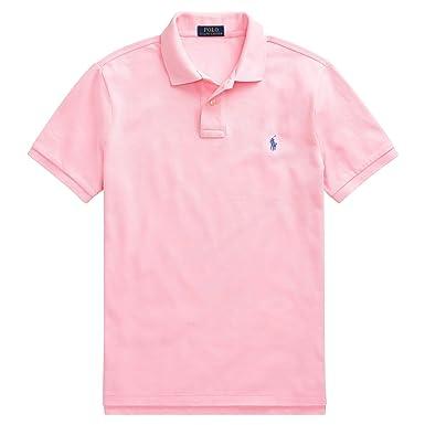1242f2c0183f Polo Ralph Lauren Polo Shirt Men s Big and Tall Pique Cotton Polo Shirt (1X  Big