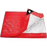 Pretul LP-33R, Lona roja de 3 x 3 m, 110 g/m²
