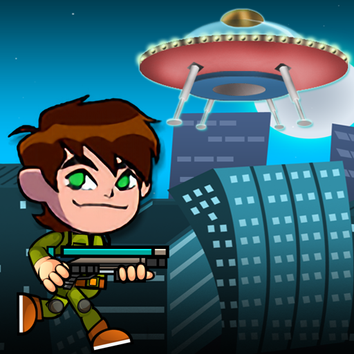 Ben vs Alien: War of The World (Free 10 Ben Games)
