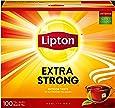 Lipton Extra Strong Black Tea Bags, 100s