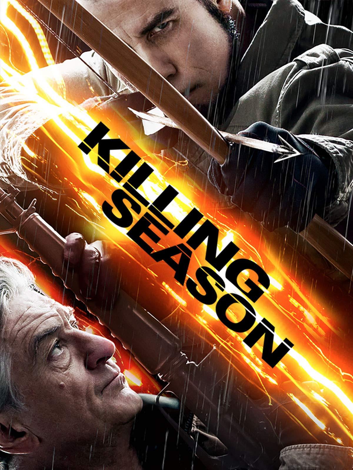 Killing Season on Amazon Prime Video UK