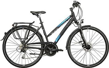 Vermont Eaton - Bicicletas trekking - negro Tamaño del cuadro 44 ...