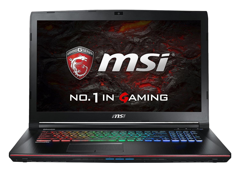 pimpandhost 00179b MSI - MSI GE72VR-6RF16H21, 43,90 cm Gaming Notebook: Amazon.co.uk:  Electronics