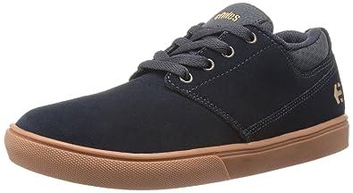 Herren Jameson MT Skateboardschuhe, Blau (Navy/Gum/Gold/461), 41 EU Etnies