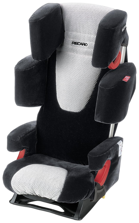 Recaro 323.02.21086 Start 2.0 - Silla de coche (grupos 2 y 3, 15-36 kg, 3-12 años), color plateado y negro: Amazon.es: Bebé