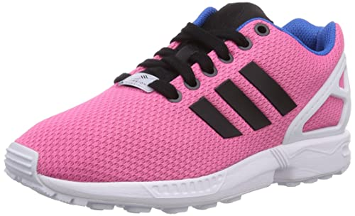 4f018ae03ff20 adidas Originals Men s Zx Flux Semi Solar Pink