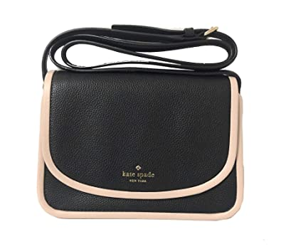 b1e06a86a501 Amazon.com  Kate Spade Women s Ward Place Ivy Shoulder Small Leather ...