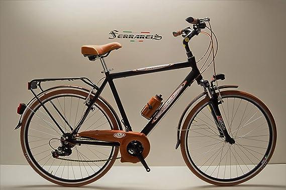 Cicli Ferrareis - Bicicleta de Trekking 28 para Hombre, de ...