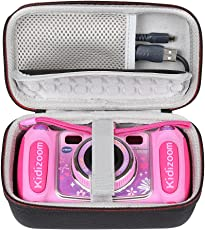 LuckyNV Travel EVA Hard Carrying Caja Protectora para VTech Kidizoom Camera Storage Strap Bag