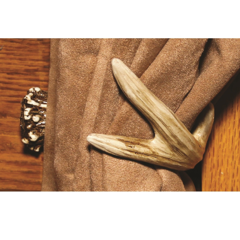 River's Edge Deer Antler Tieback Hooks by River's Edge Products