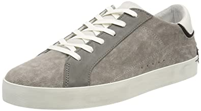 11333ks1, Sneakers Basses Homme, Gris (Grau), 41 EUCrime London
