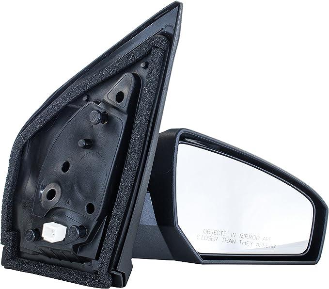 Textured Black For Sentra 95-99 Passenger Side Mirror
