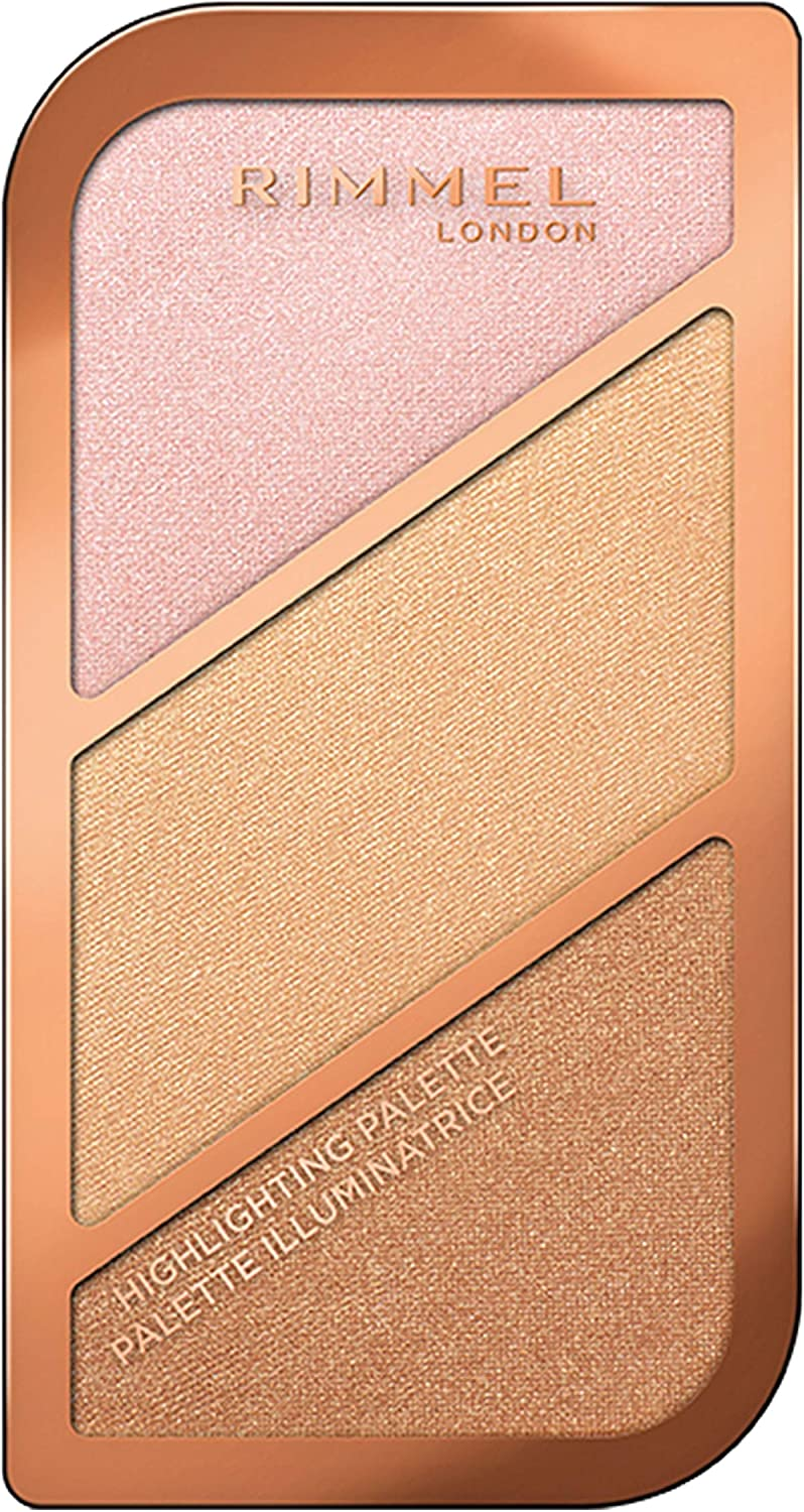 Rimmel Kate Sculpting Highlighting Palette, In The Buff, 18.5 g