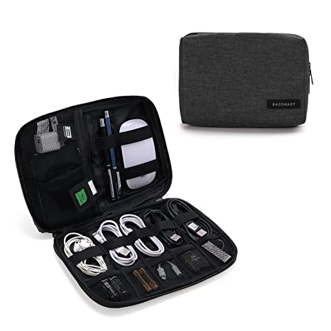 Puzzles & Geduldspiele Electronic Accessories Storage USB Cable Organizer Bag Case Drive Travel &&