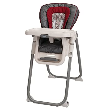 413d731ae3bd0 Amazon.com   Graco Table Fit Finley High Chair