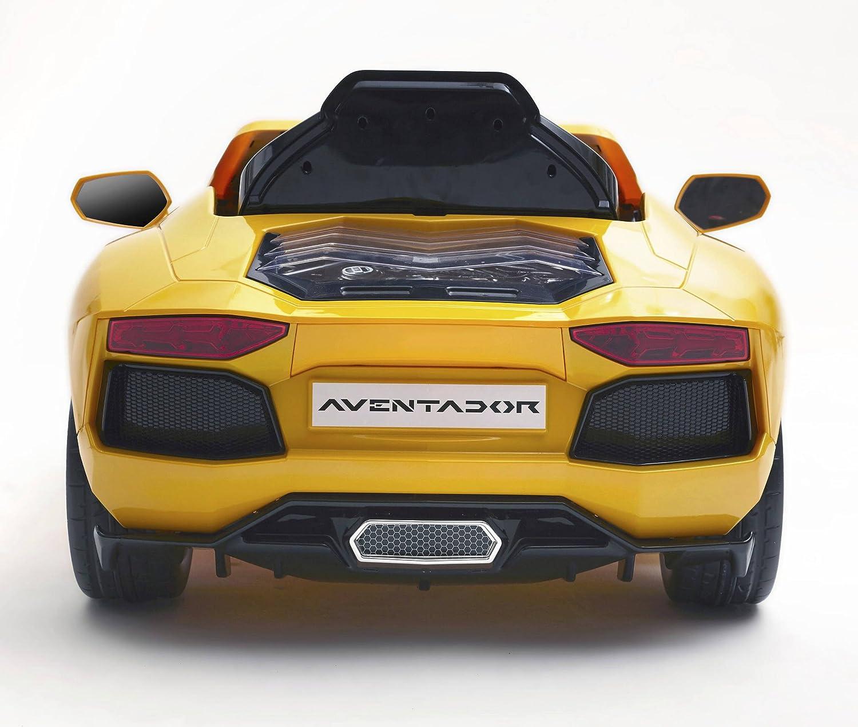 Feber Lamborghini De Aventador Coche Electrico Para Ninos De