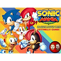 Sonic Mania Plus Playthrough with Cottrello Games