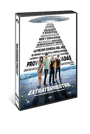 extraterrestre en espagnol