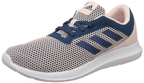 a0f3b6f0b3e Adidas Women s Element Refresh 3 W Blunit Blunit Icepnk Running Shoes - 4 UK