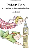 Peter Pan & Peter Pan in Kensington Gardens
