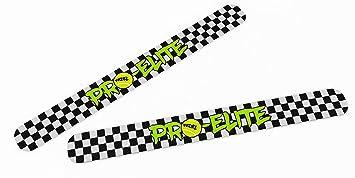 Protector Pro Elite básico F1 (Logo en Color Verde flúor): Amazon ...