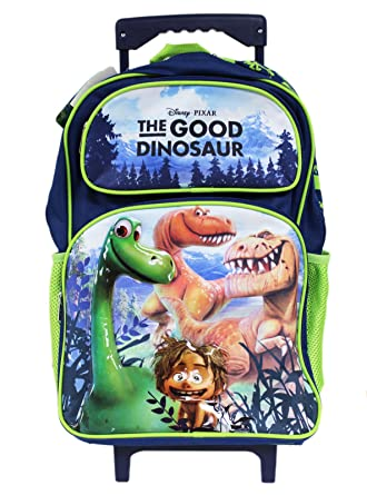 7bea2ff6ebde Image Unavailable. Image not available for. Color  Disney The Good Dinosaur  Large 16 quot  Roller School Backpack