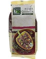 biozentrale Rotes Quinoa, 2er Pack (2x400 g)