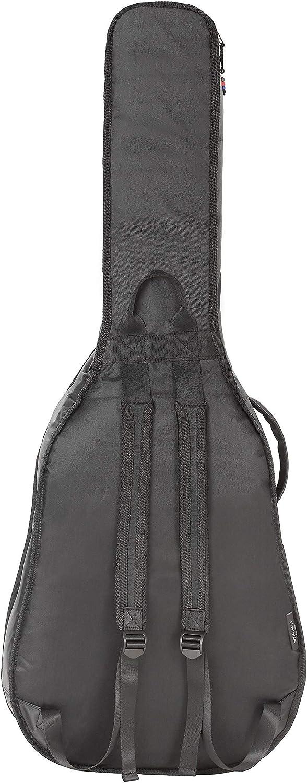 Ritter RGP2-CT 3/4 CLAS - Funda/estuche para guitarra acustica-clasica, con tejido repelente al agua, color azul