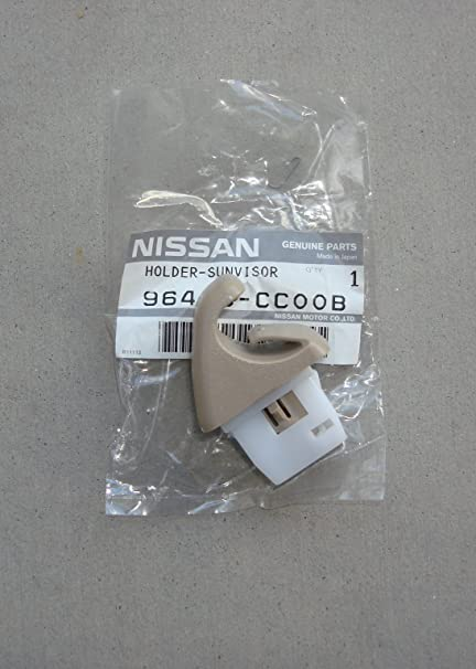 Amazon.com  New 2003-2007 OEM Nissan Murano Driver or Passenger Beige Sun  Visor Clip  Automotive c011524bc73