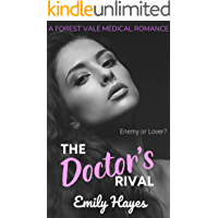 The Doctor's Rival: A Lesbian Medical Romance (Forest Vale Hospital Book 2) book cover