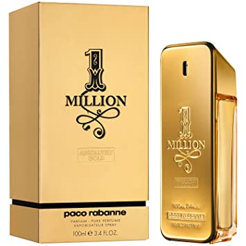 perfume million paco rabanne