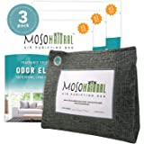 MOSO NATURAL: The Original Air Purifying Bag. 600g Stand Up Design (3 Pack). For Kitchen, Basement, Family Room. An…