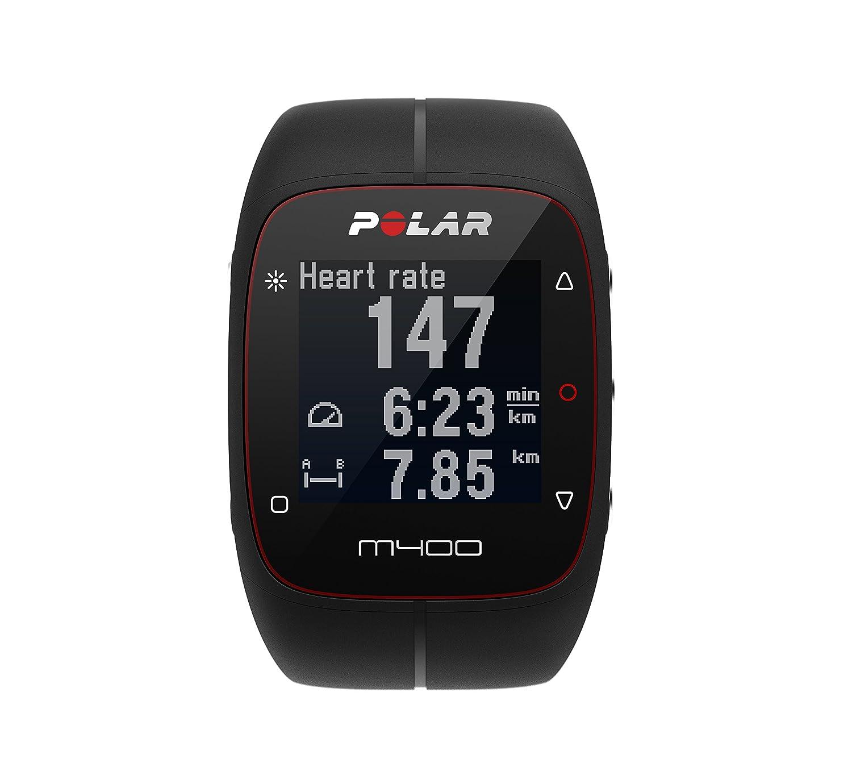 Polar M Reloj de entrenamiento con GPS integrado y registro de actividad
