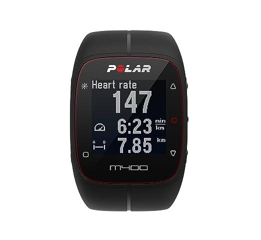 1005 opinioni per Polar M400 Orologio GPS per Corsa Outdoor e Indoor, Nero