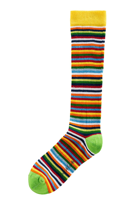 3er B/ÜNDEL FUSSBALL NO 1 socksPur SOCKS PUR Kinder-Kniestr/ümpfe Hochwertige gek/ämmte Baumwolle