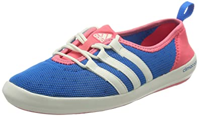 Adidas climacool Boat Sleek AF6083 Womens Water sports shoes Sailing shoes Boat shoes Blue