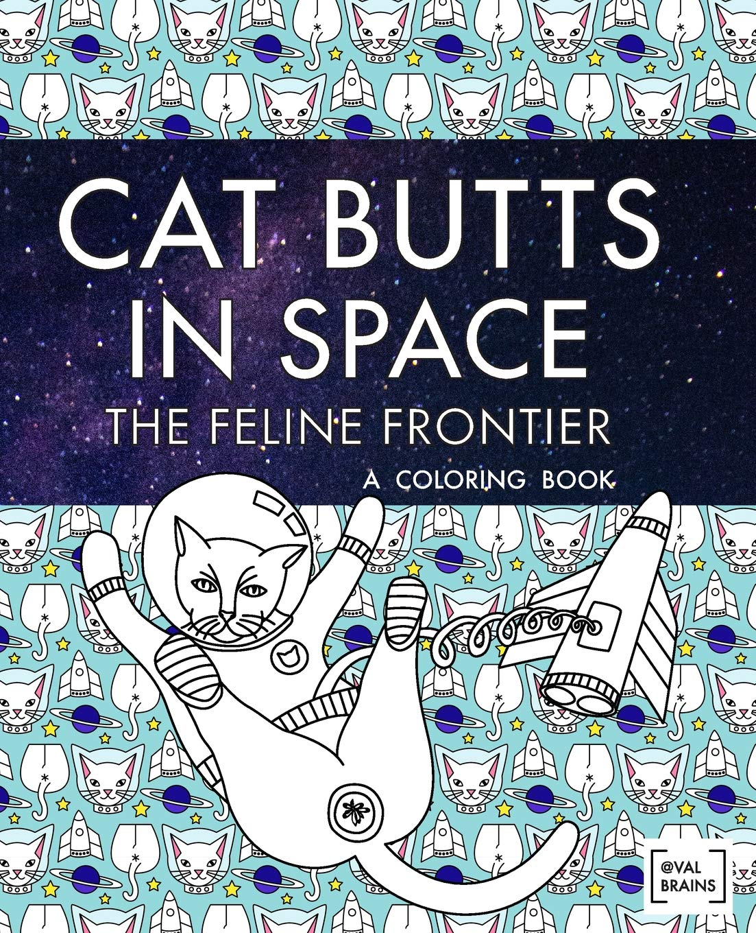 Cat Butts Space Feline Frontier product image