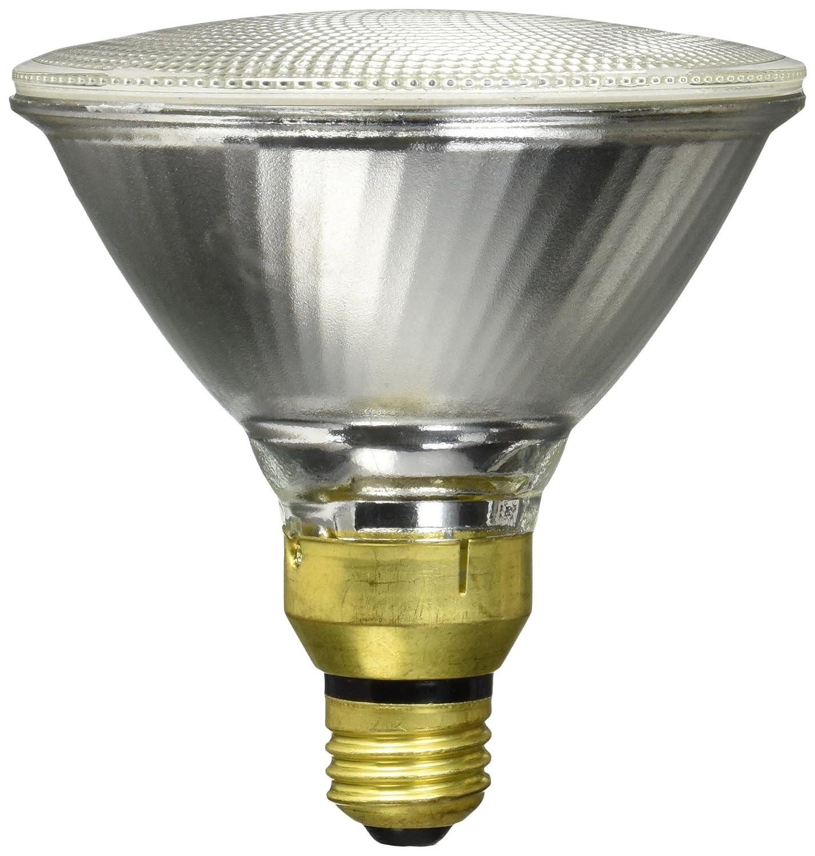 Sylvania # 14577 Capsylite PAR38 90 Watt 130 V Flood Beam Tungsten ... for Tungsten Halogen Lamps  303mzq