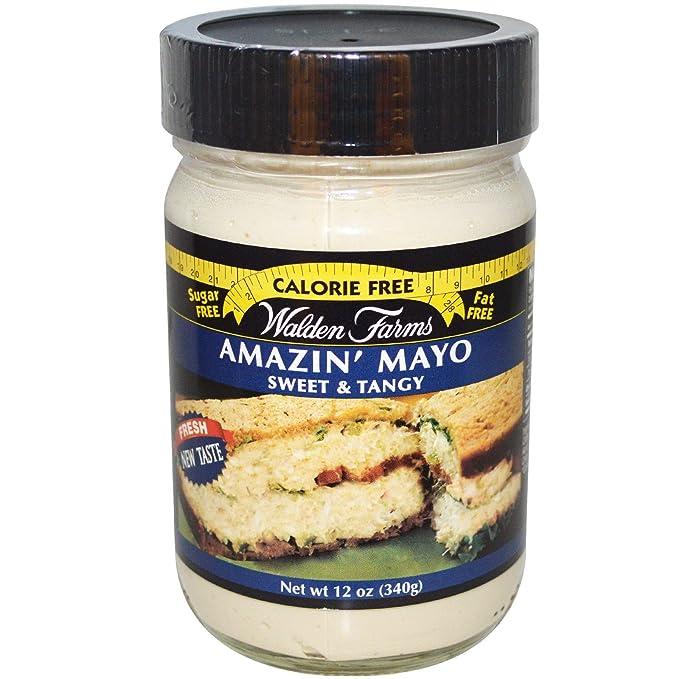 Walden Farms - Amazin Mayo - Mayonesa - 340 g