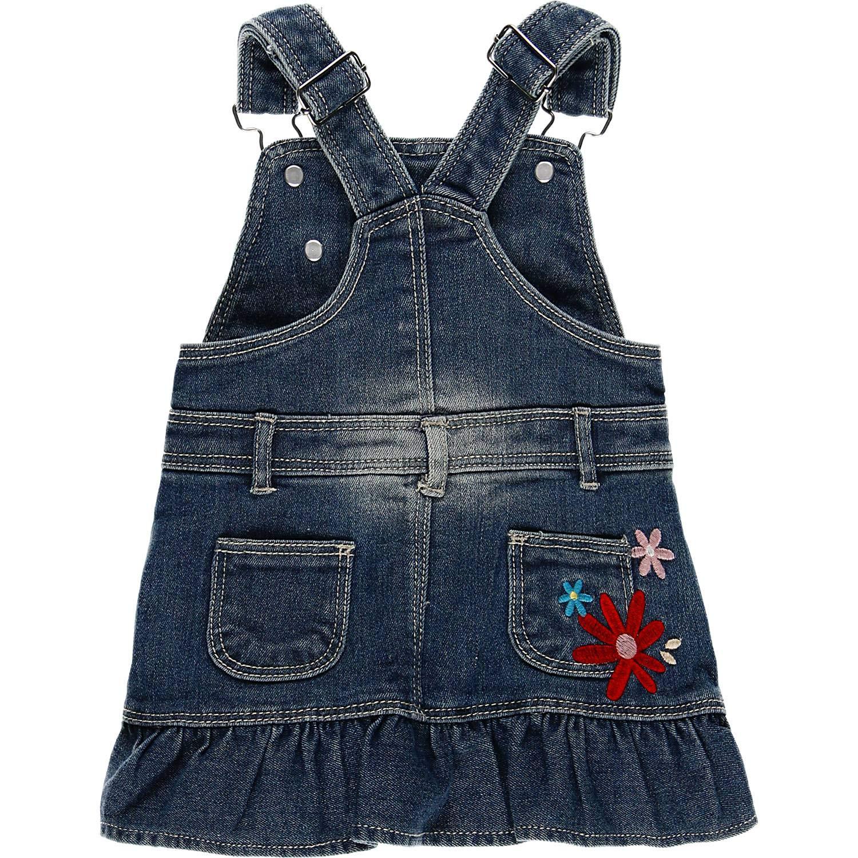 boboli Free Style - Falda de Peto para niña: Amazon.es: Ropa y ...