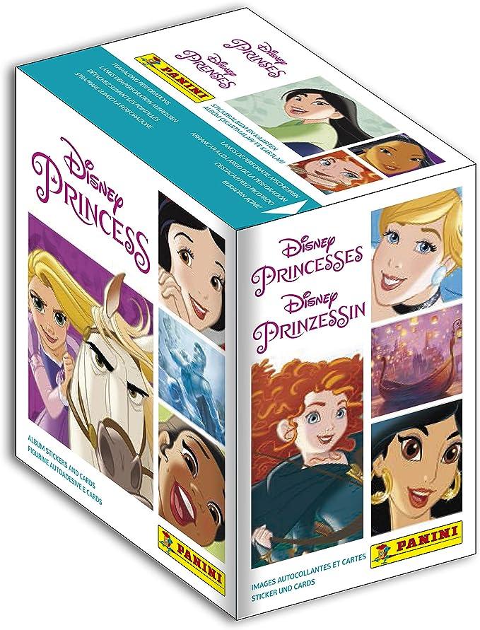 Panini France SA SA- Disney Princesas (11) - Caja de 50 Fundas ...
