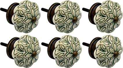 Pomelli Per Credenza Vintage : Nicola spring pomelli in ceramica per armadi cassetti design
