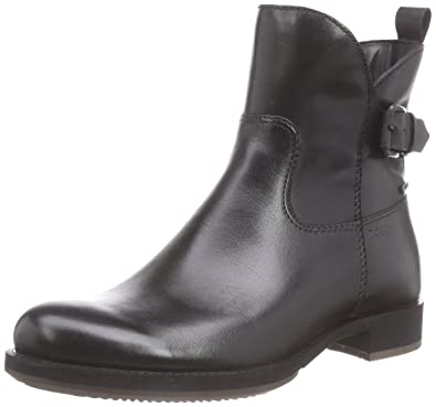 b19873b622c Amazon.com | ECCO Footwear Womens Women's Saunter GTX Boot | Ankle ...