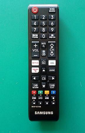 Mando a Distancia Original Samsung BN5901315B para TV 2019 con Botones: Amazon.es: Electrónica