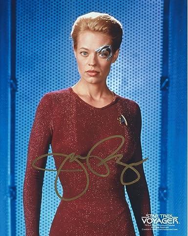 Star Trek Voyager Jeri Ryan as...