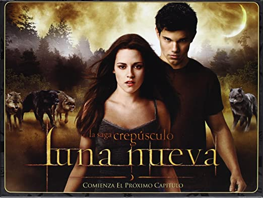 Luna Nueva (Ed.Cofre) [DVD]: Amazon.es: Varios: Cine y Series TV