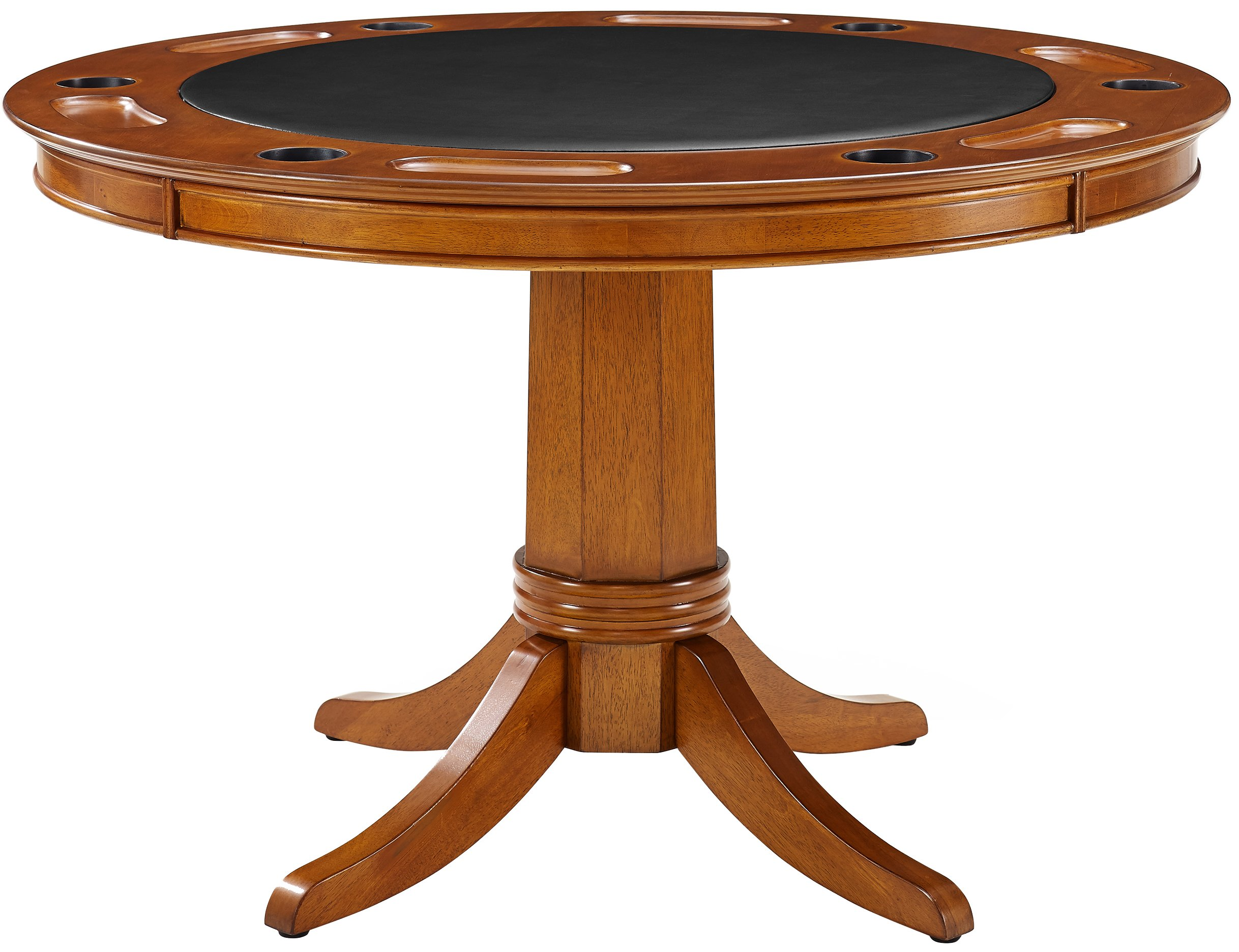 Crosley Furniture KF14003-DC Reynolds Game Table Dutch Colonial