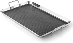 GSI Outdoors - Gourmet Griddle 15.2 x 9.5 inch, Griddle