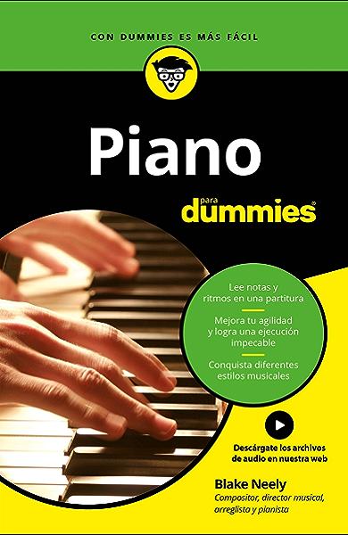 Piano para Dummies eBook: Neely, Blake, S. L. Àtona. Centre d ...