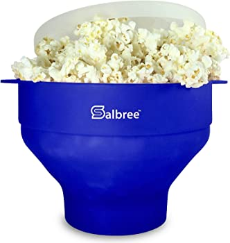 Salbree Original Microwave Popcorn Popper